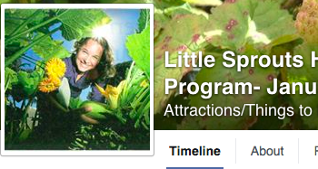 Little Sprouts Kids Holiday Program